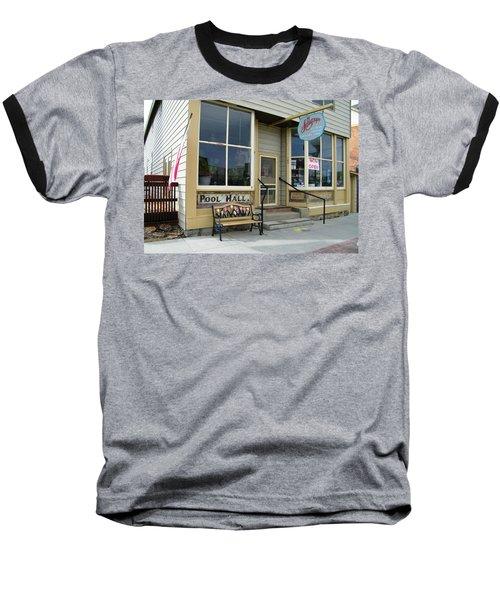 Lollipops Baseball T-Shirt by Lenore Senior