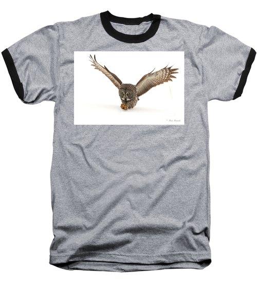 L'ombre De La Mort. Baseball T-Shirt