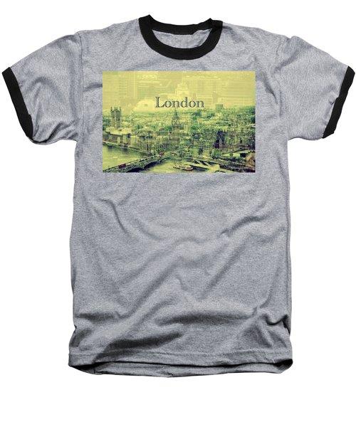 London Calling You Back Baseball T-Shirt