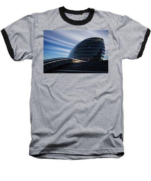 London City Hall Baseball T-Shirt