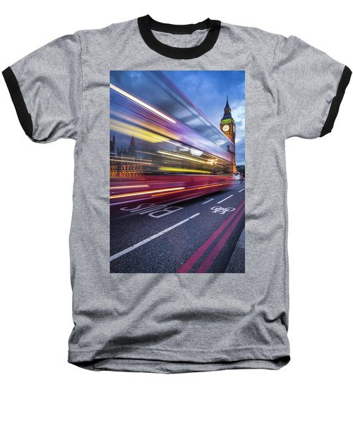 London Classic Baseball T-Shirt