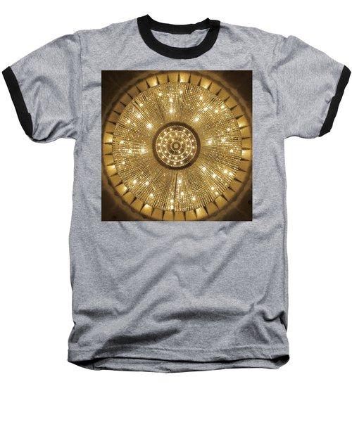 London Hilton Paddington 02 Baseball T-Shirt
