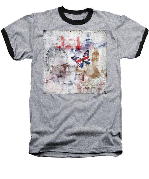 London Iconic Baseball T-Shirt