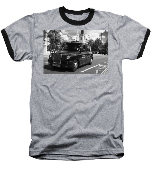 London Taxi Baseball T-Shirt