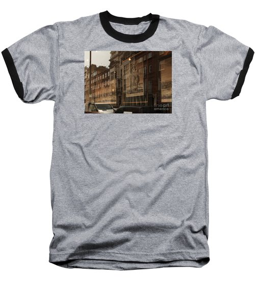 London,window Reflections Baseball T-Shirt