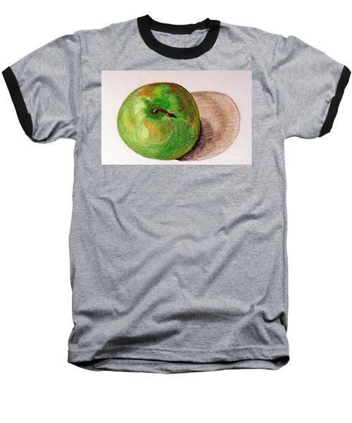 Lone Apple Baseball T-Shirt