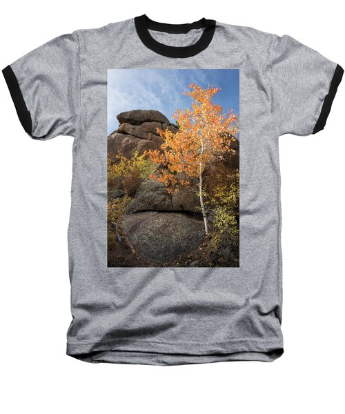 Lone Aspen Baseball T-Shirt