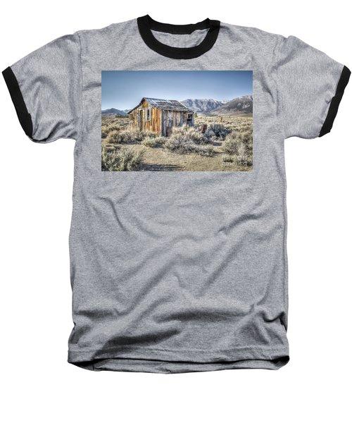 Lone Cabin Baseball T-Shirt