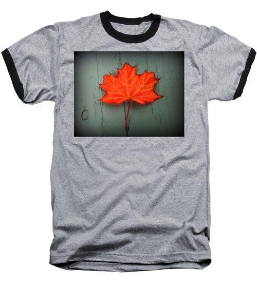 Lone Leaf Baseball T-Shirt
