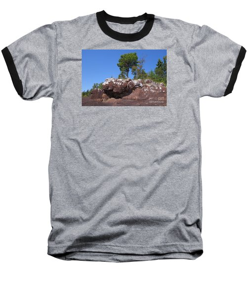 Baseball T-Shirt featuring the photograph Lone Pine Sentinel  by Sandra Updyke