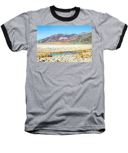 Lone Pool Baseball T-Shirt