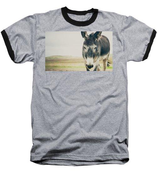 Lone Ranger Baseball T-Shirt by Cynthia Traun