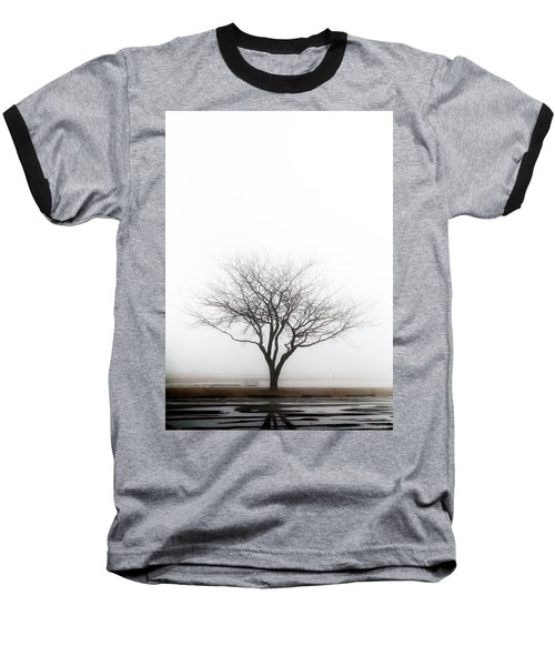 Lone Reflection Baseball T-Shirt