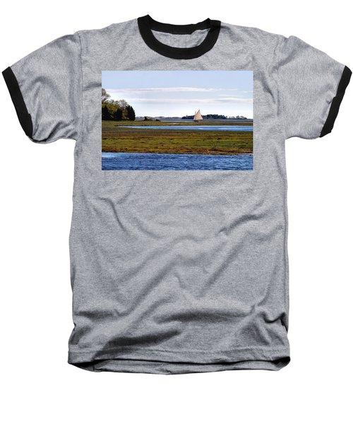 Lone Sail Baseball T-Shirt