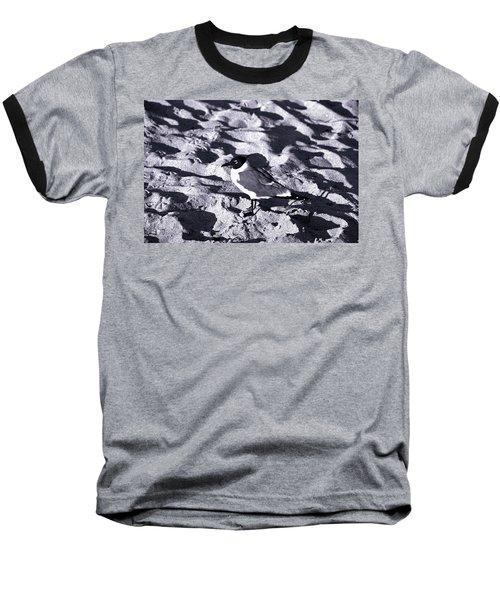 Lone Seagull Baseball T-Shirt