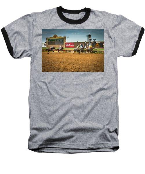 Lone Star Park Grand Prairie Texas Baseball T-Shirt