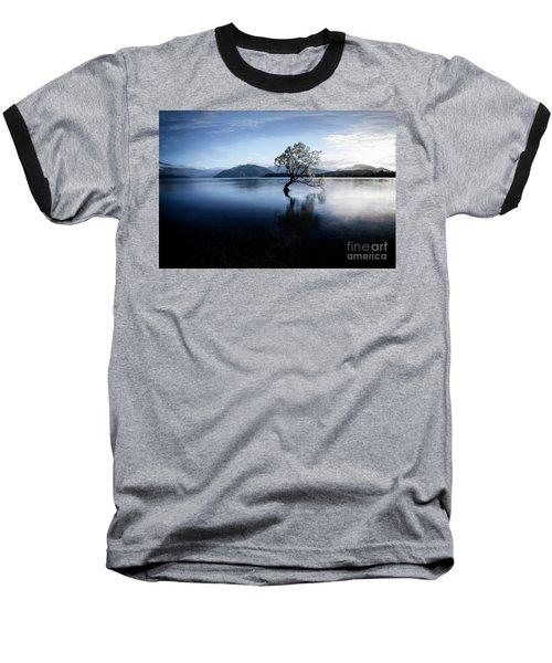Lone Tree 2 Baseball T-Shirt