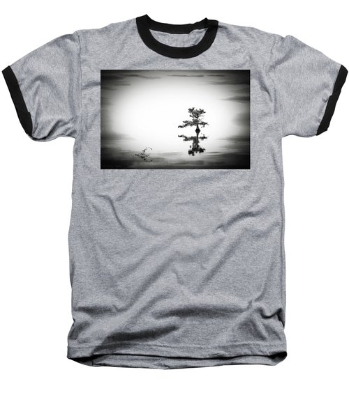 Baseball T-Shirt featuring the photograph Loneliness by Eduard Moldoveanu