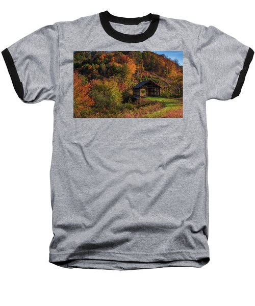 Lonely Bridge Baseball T-Shirt