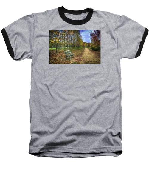 Lonely Chair Baseball T-Shirt