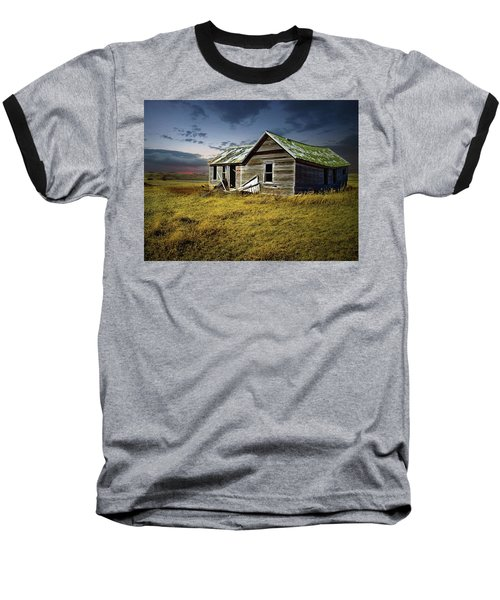 Lonely House Baseball T-Shirt
