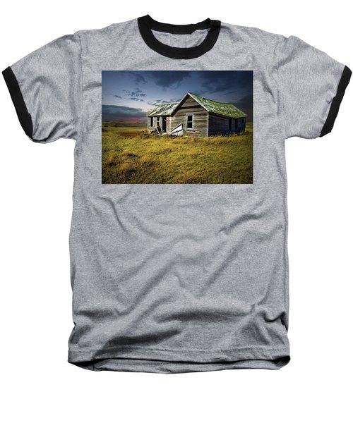 Lonely House Baseball T-Shirt