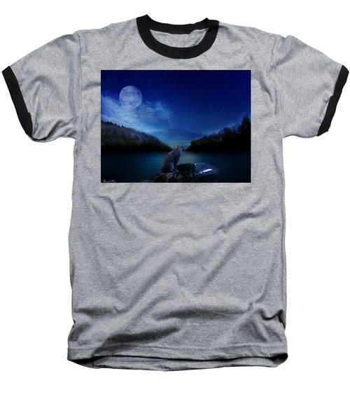Lonely Hunter Baseball T-Shirt