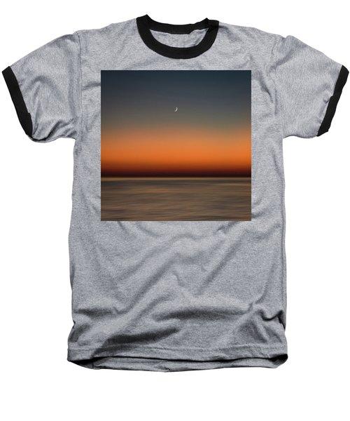 Lonely Moon Baseball T-Shirt