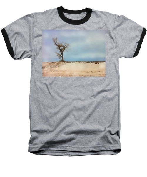 Lonely Sentinel  Baseball T-Shirt