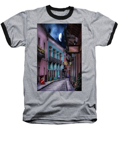 Lonely Street Baseball T-Shirt