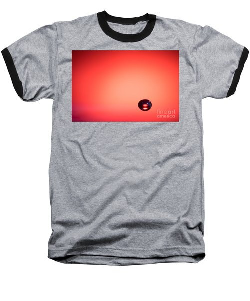 Lonely Water Drop Baseball T-Shirt