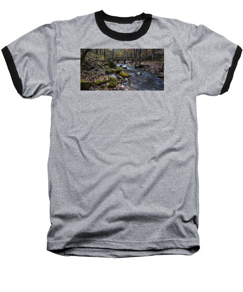 Lonesome Bridge Baseball T-Shirt