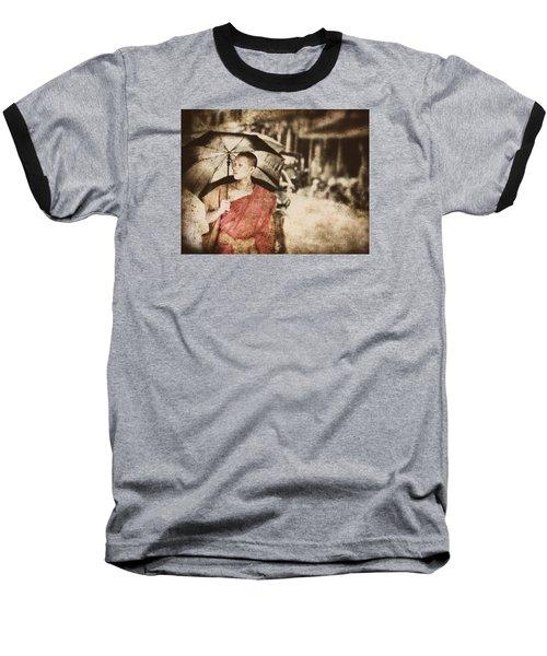 Long Ago In Luang Prabang Baseball T-Shirt