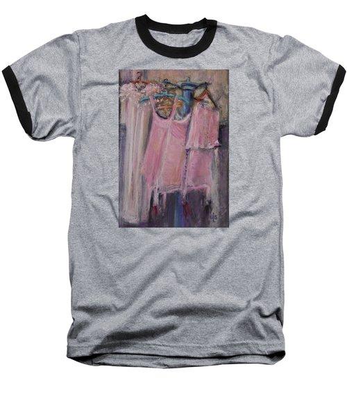 Long Ago Lingerie  Baseball T-Shirt