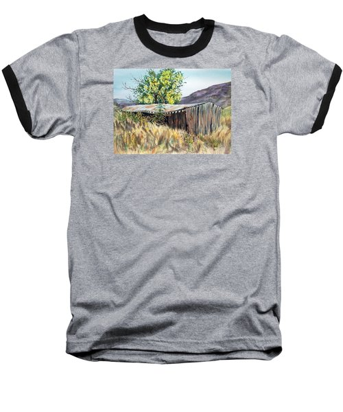 Long Barn Baseball T-Shirt
