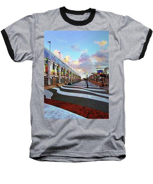 Long Beach Convention Center Baseball T-Shirt