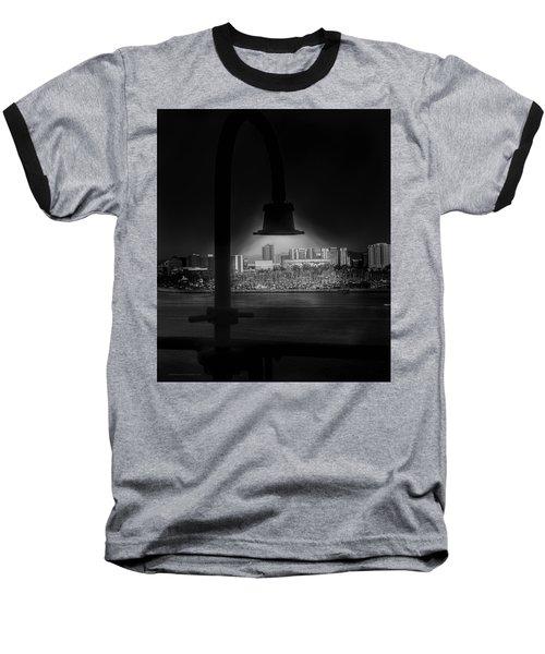 Long Beach Noir Baseball T-Shirt