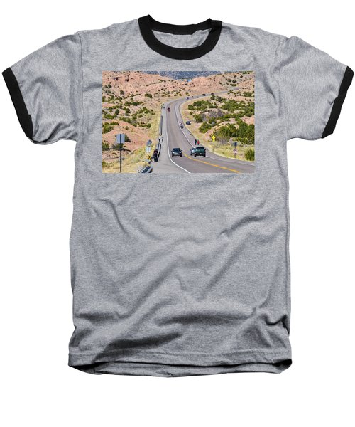 Long Hike Baseball T-Shirt