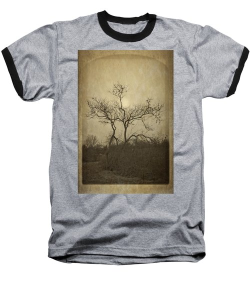 Long Pasture Wildlife Perserve. Baseball T-Shirt