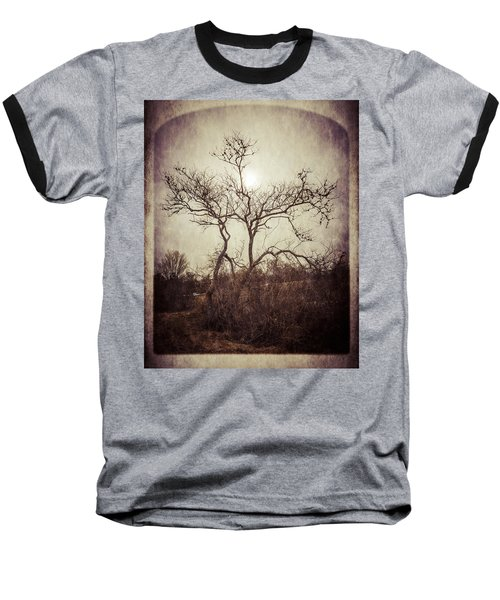 Long Pasture Wildlife Perserve 2 Baseball T-Shirt