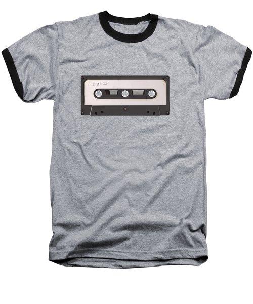 Long Play Baseball T-Shirt by Nicholas Ely