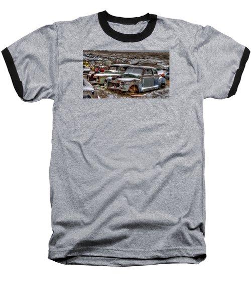 Long Ride Baseball T-Shirt