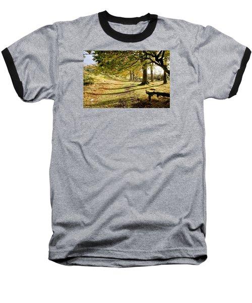 Long Shadows Of The Afternoon Baseball T-Shirt