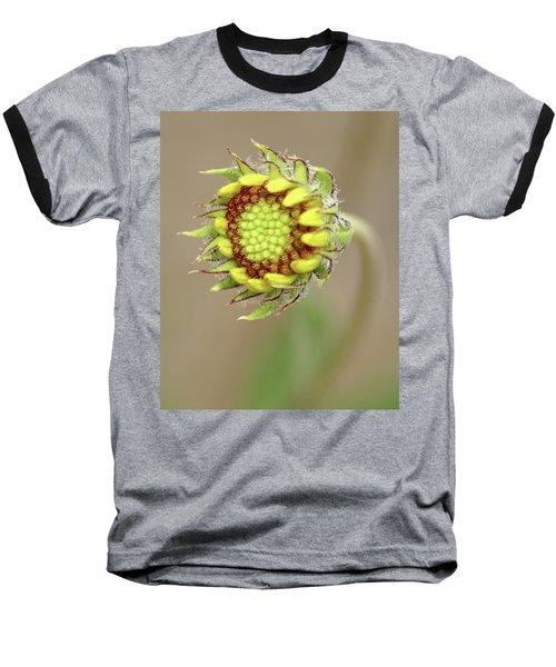 Long Stemmed Beauty Baseball T-Shirt