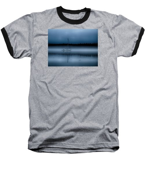 Baseball T-Shirt featuring the photograph Long Ways From Nowhere by Rob Wilson