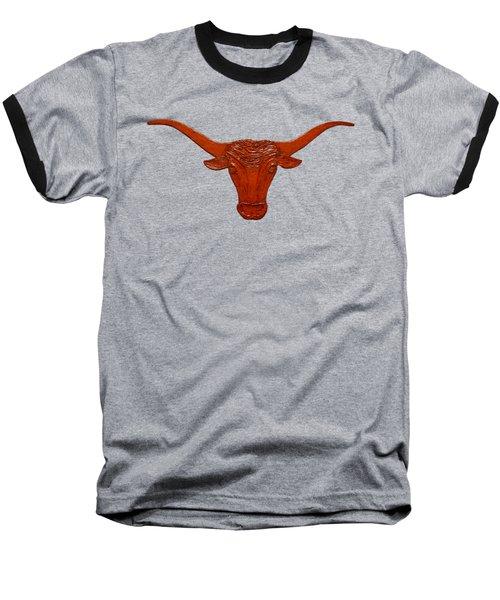 Longhorn 2 Baseball T-Shirt
