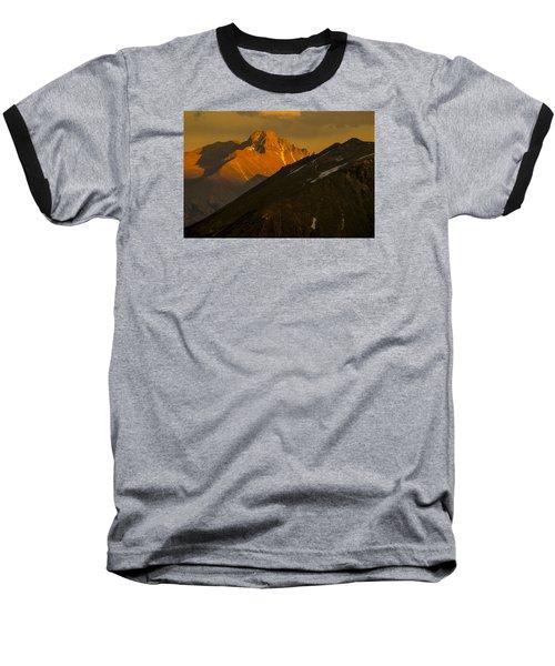 Long's Peak Baseball T-Shirt