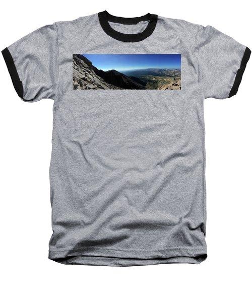 Longs Peak West Baseball T-Shirt