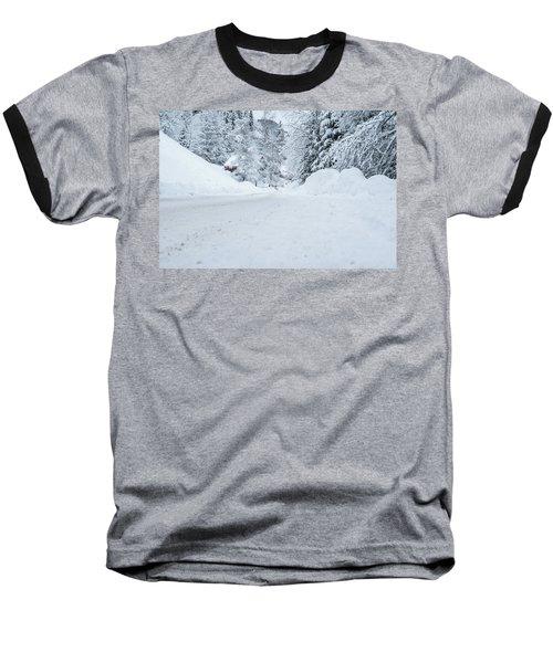 Lonly Road- Baseball T-Shirt