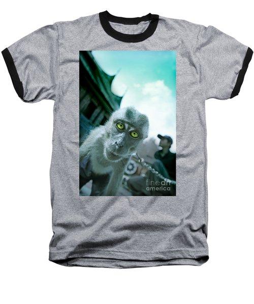 Look Into My Eyes Baseball T-Shirt